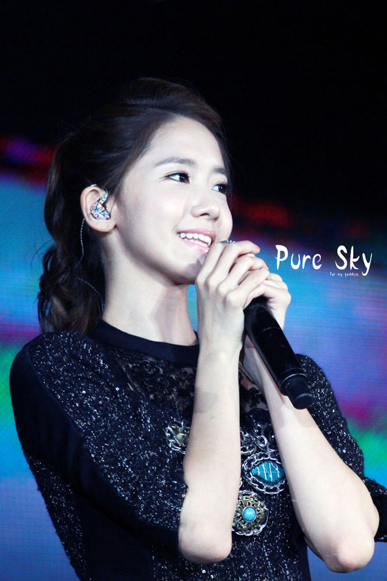 Yoona @ SMTown Live in Jakarta 2012