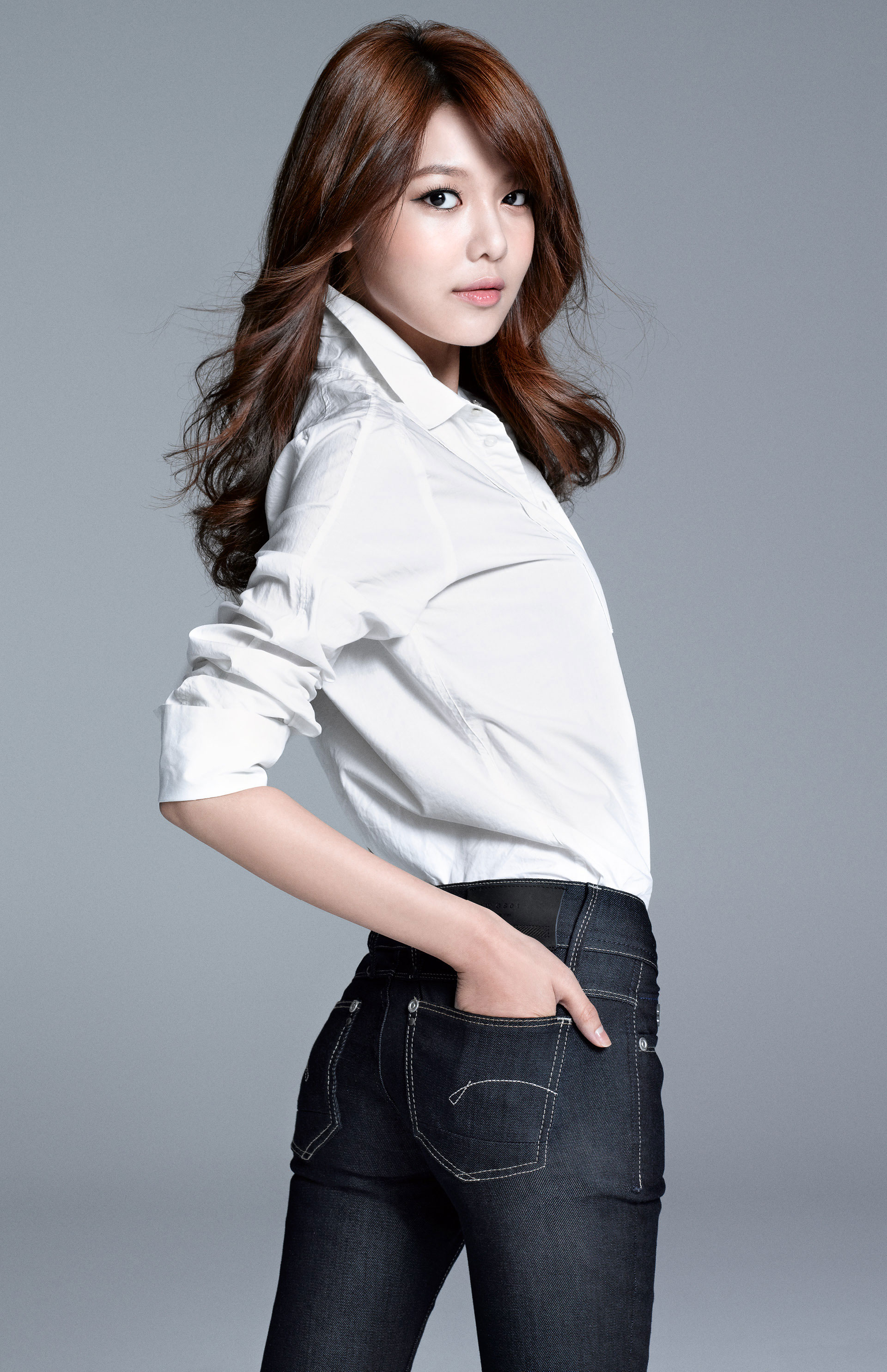 Snsd Sooyoung G-star Japan
