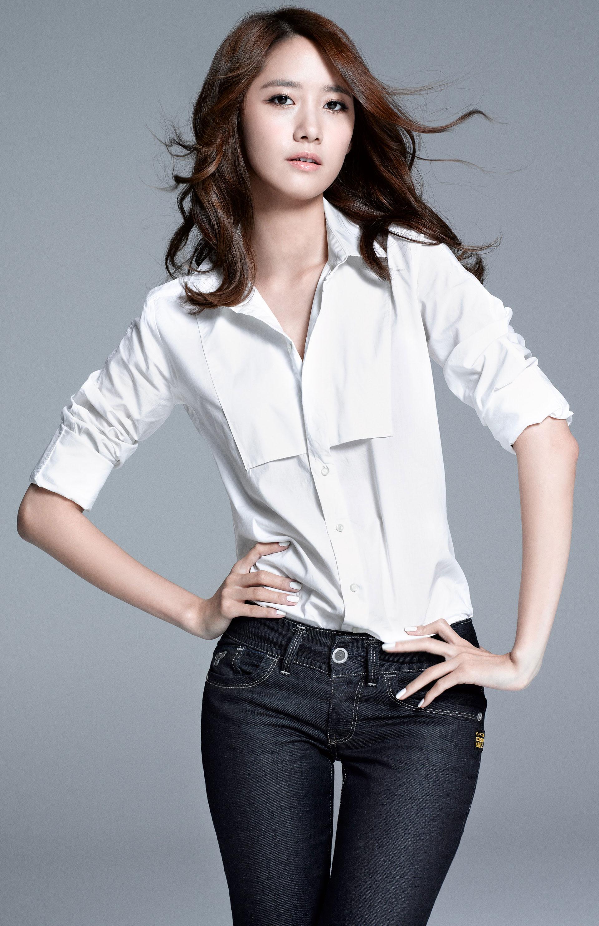 Snsd Yoona G-star Japan