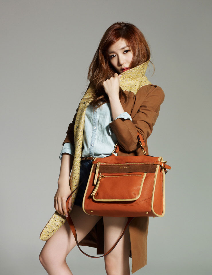 Snsd Tiffany Bean Pole handbag