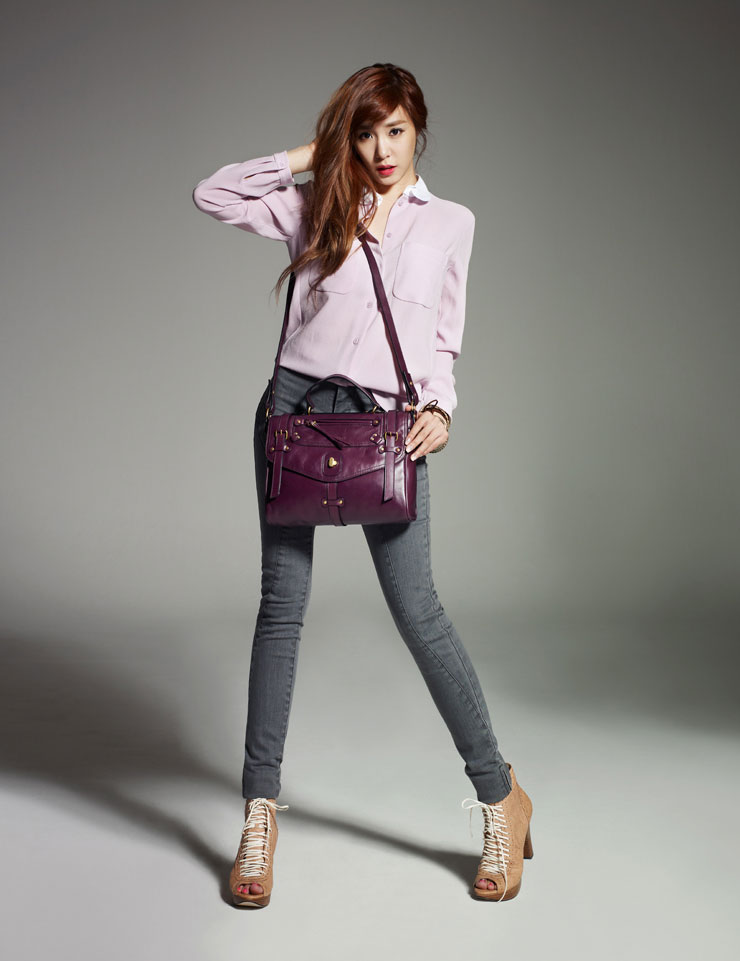 Snsd Tiffany Bean Pole handbag
