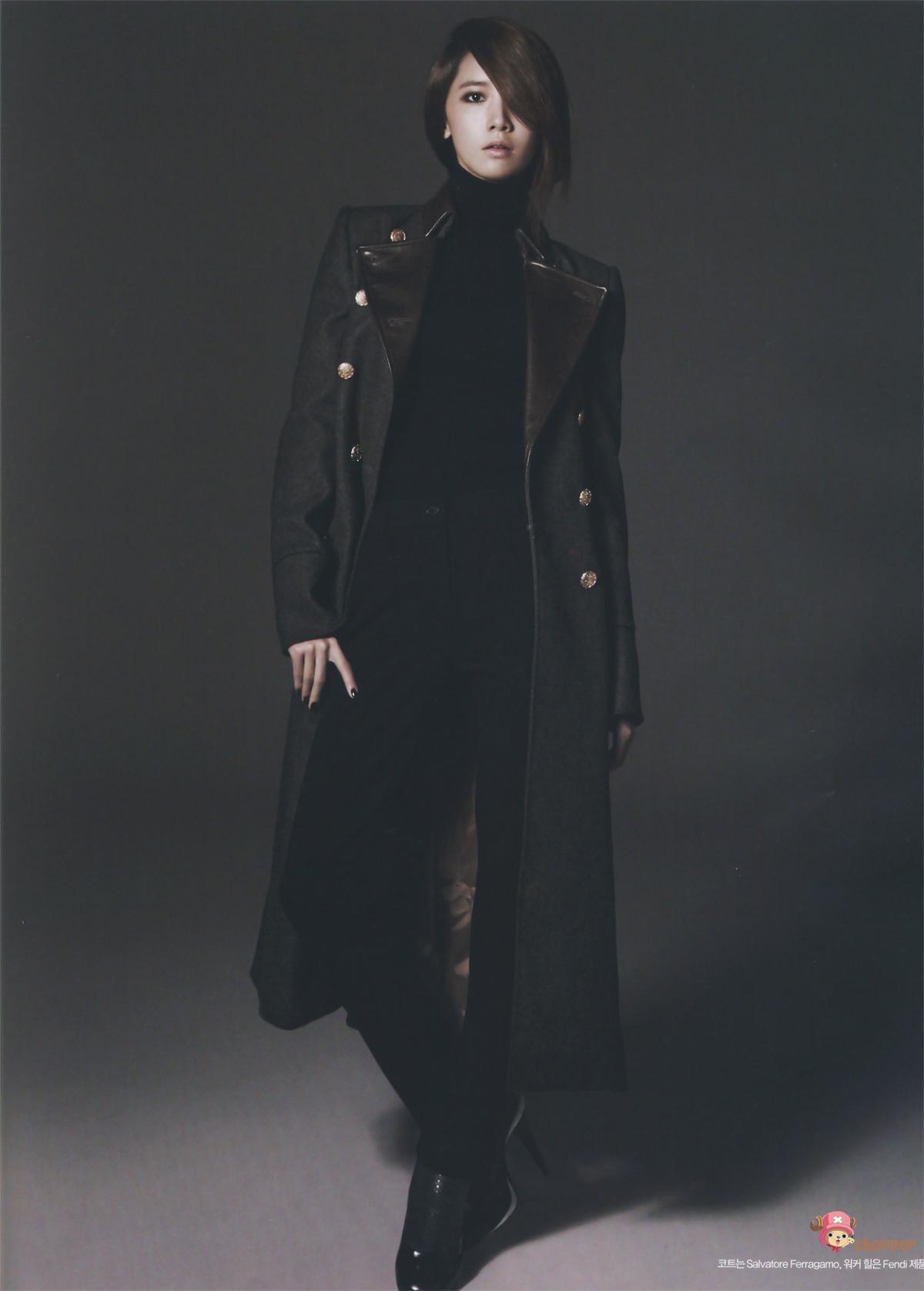 Snsd Yoona Harpers Bazaar Magazine