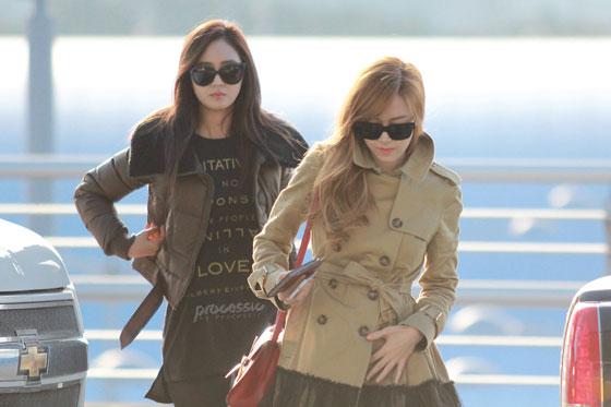 SNSD Jessica Korean Incheon Airport