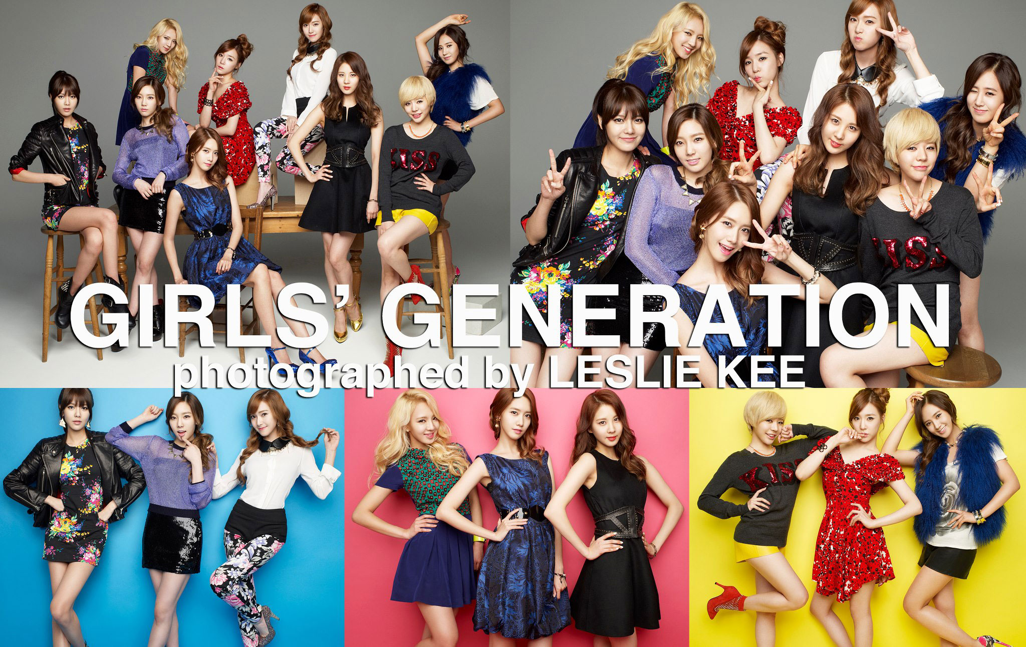 Girls Generation Japanese Anan Magazine