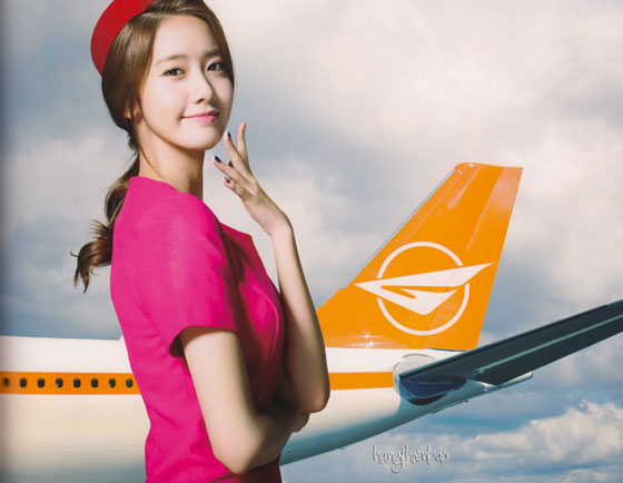 SNSD Yoona Girls Peace photobook