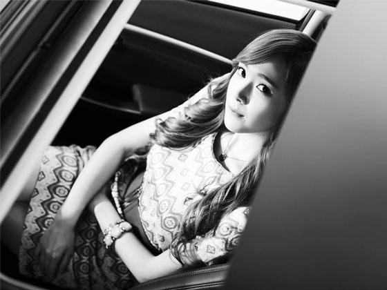Snsd Jessica Hyundai i30