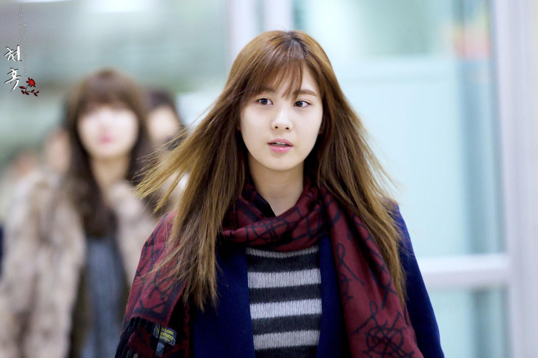 Snsd Seohyun Gimpo Airport