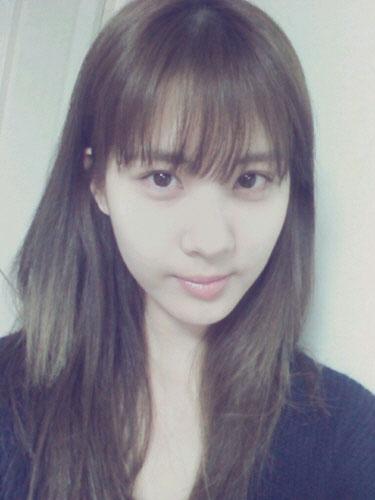 Snsd Seohyun hairstyle selca