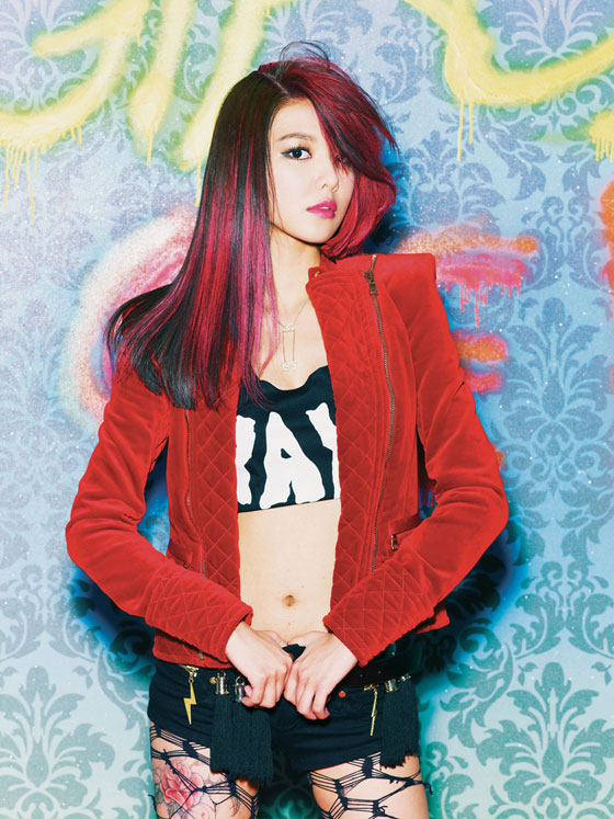 SNSD Sooyoung I Got A Boy concept photo