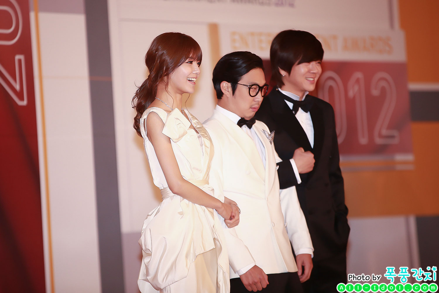 Snsd Sooyoung SBS Entertainment Awards 2012