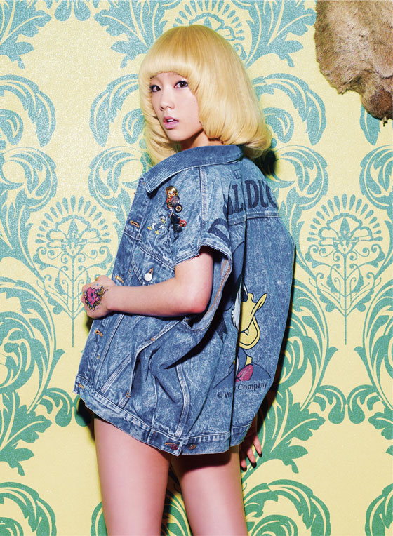 SNSD Taeyeon I Got A Boy concept photo