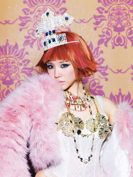 SNSD Tiffany I Got A Boy concept photo