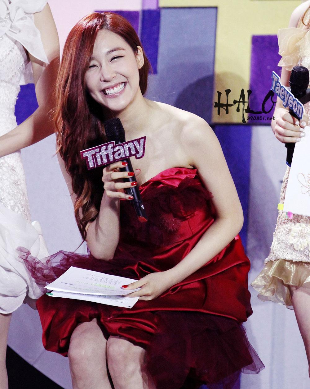 Snsd Tiffany Music Core Kpop Festival Vietnam