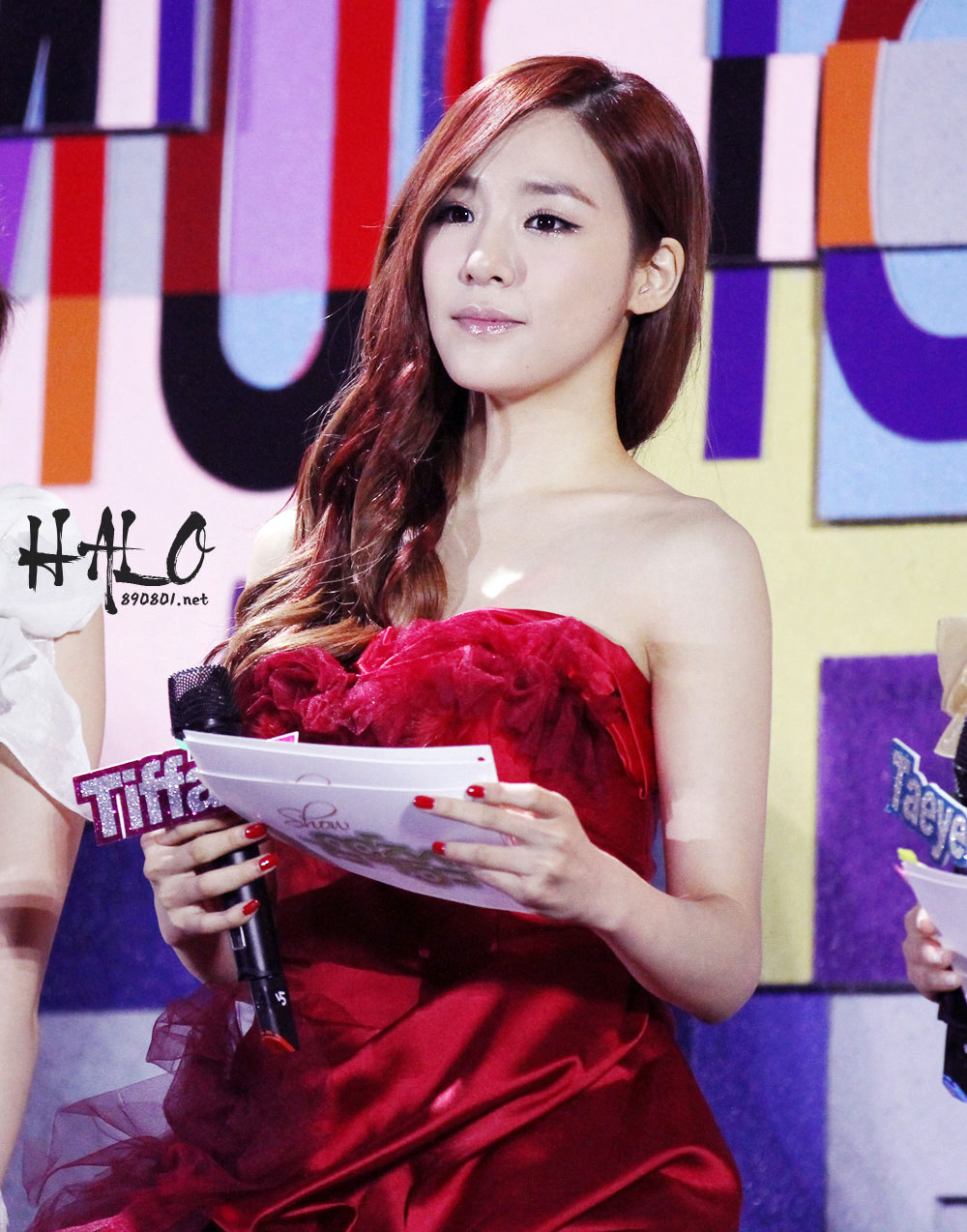 Tiffany @ Music Core Kpop Festival Vietnam