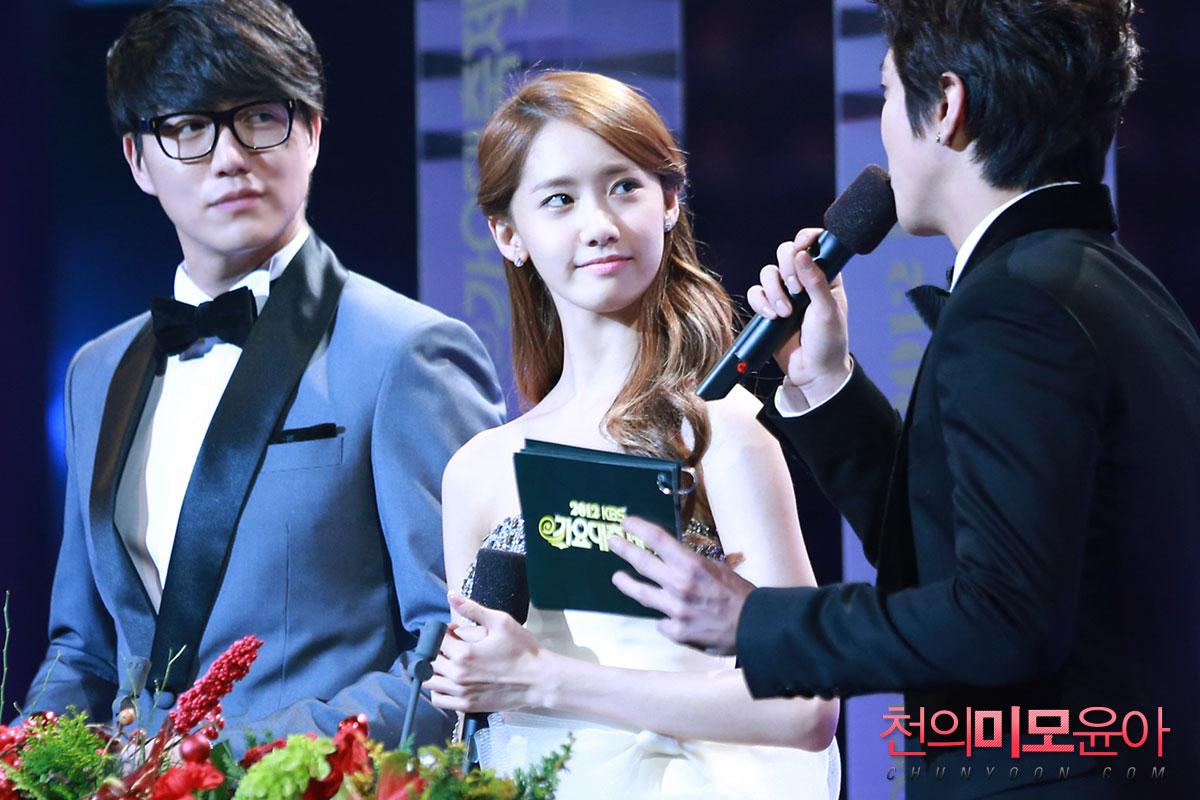 Snsd Yoona KBS Song Festival 2012
