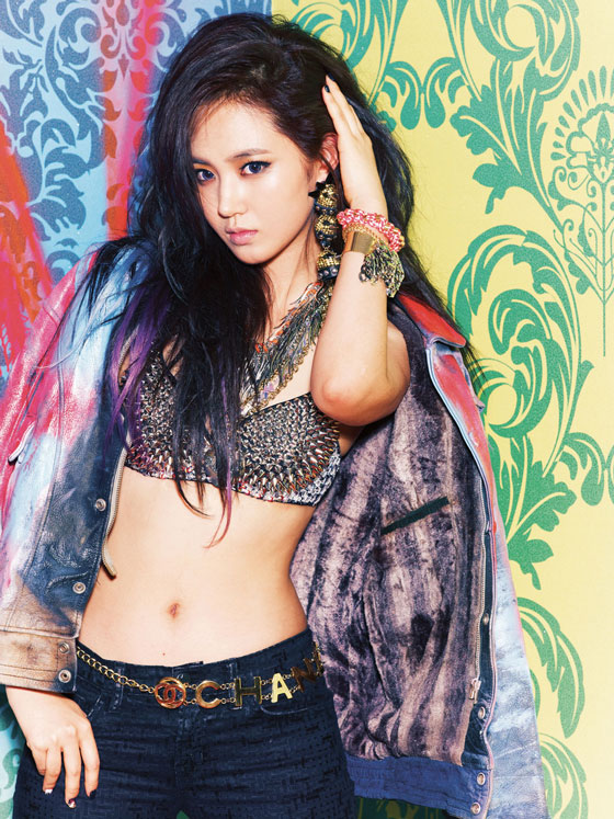SNSD Yuri I Got A Boy concept photo