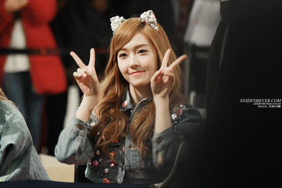 Snsd Jessica I Got A Boy event