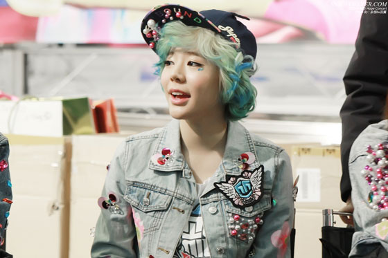Snsd Taeyeon I Got A Boy event