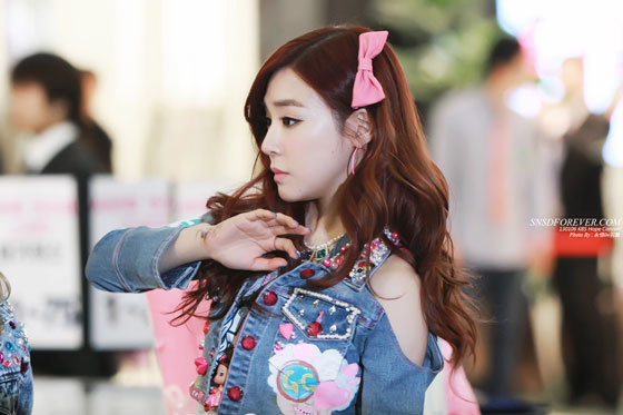 Snsd Tiffany I Got A Boy event