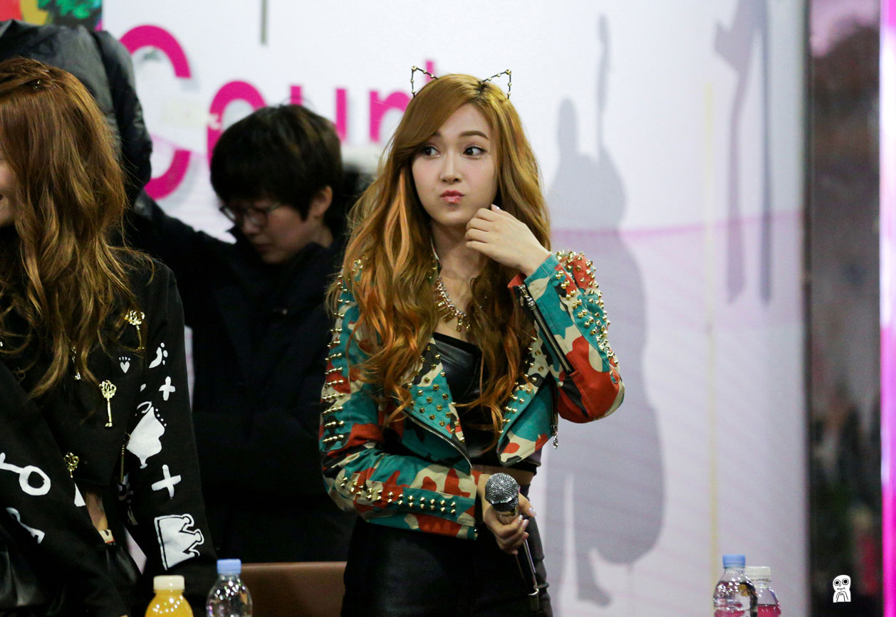 IGAB COEX fan signing event