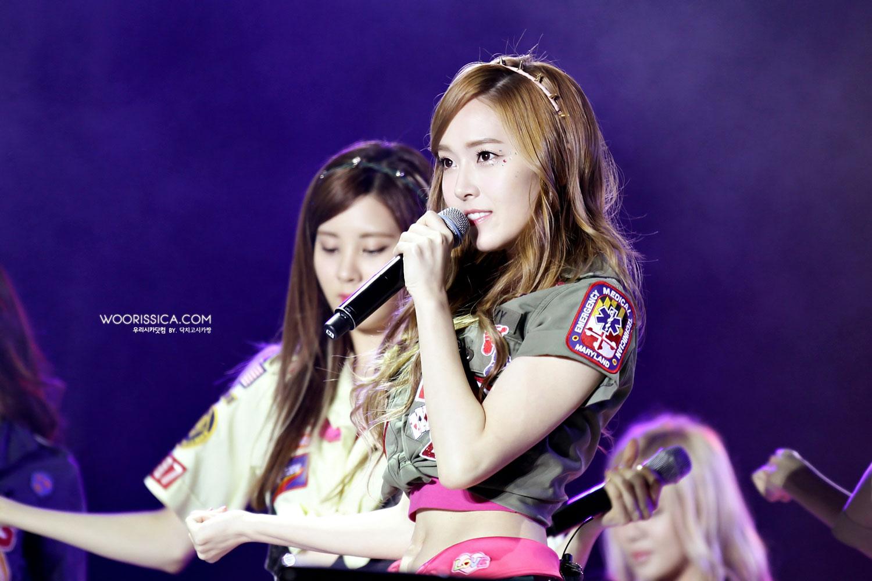 Snsd Jessica Kpop Fantasy Concert Manila