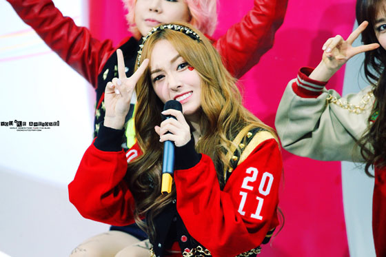 Snsd Jessica Mnet Wide
