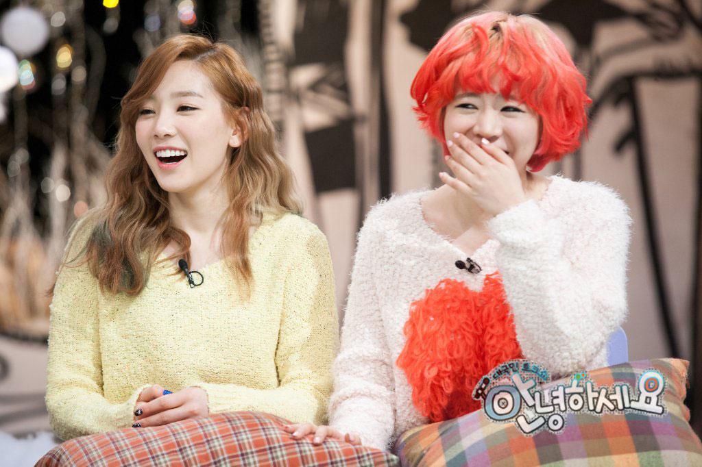 SNSD Taeyeon KBS Hello Concelor