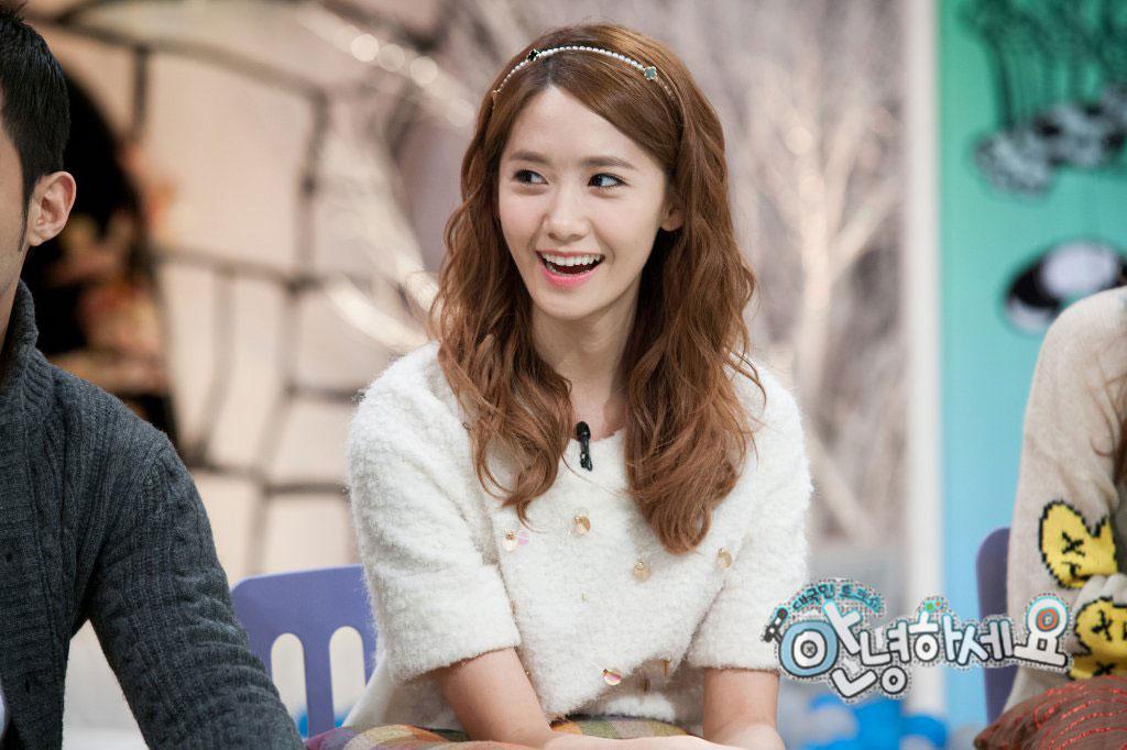 Yoona Tiffany Jessica KBS Hello Concelor