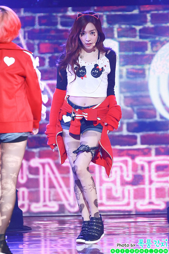 Snsd Tiffany Hope Concert 2013