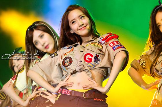 Snsd Yoona Kpop Fantasy Concert Manila
