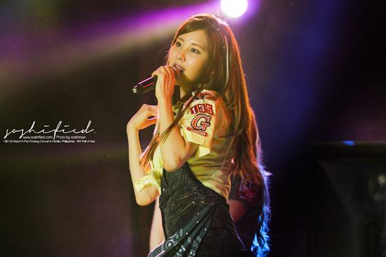 Snsd Seohyun Kpop Fantasy Concert Manila