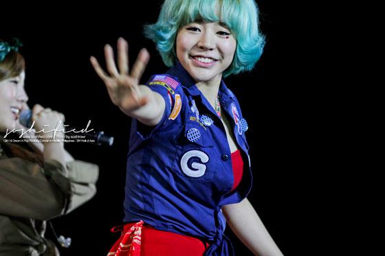 Snsd Sunny Kpop Fantasy Concert Manila