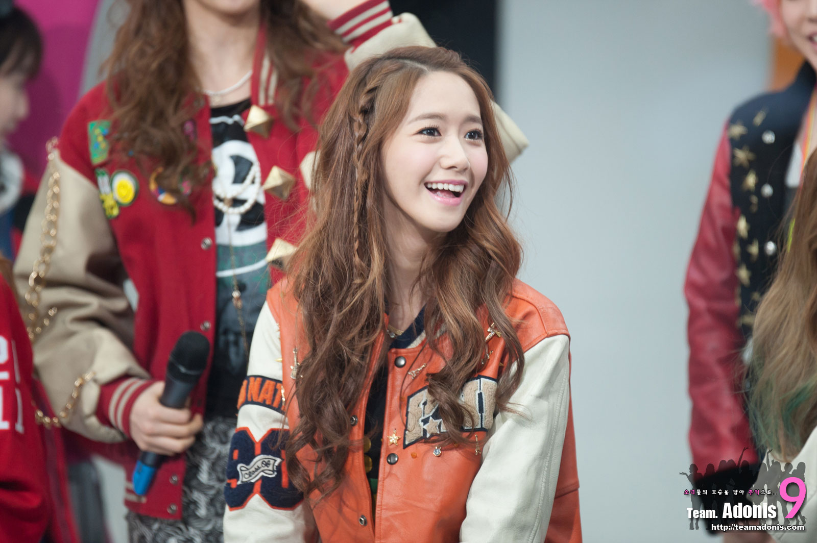 Snsd Yoona Mnet Wide