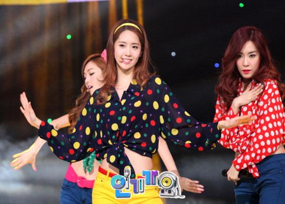 Snsd Yoona Inkigayo Dancing Queen