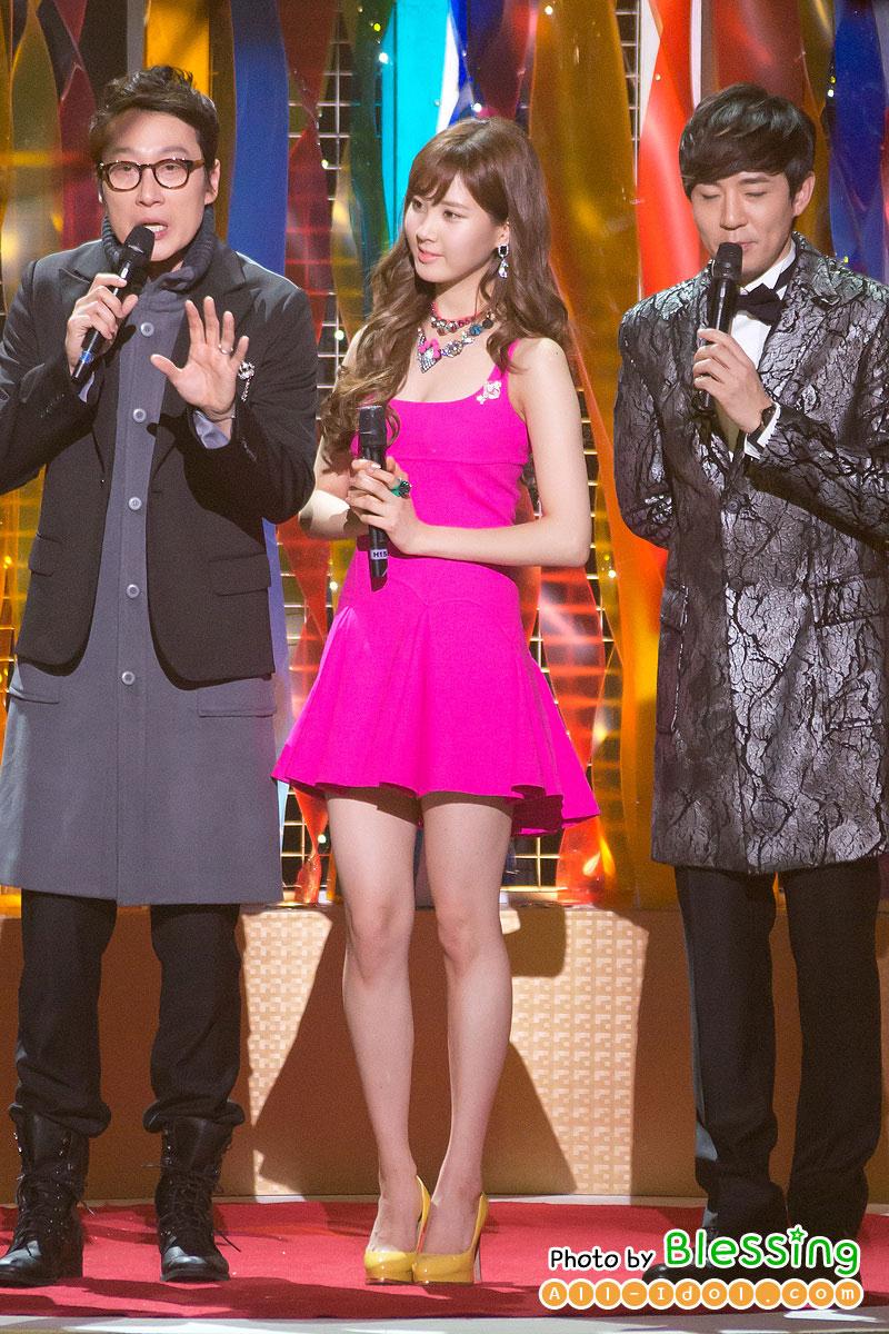 Snsd Seohyun MBC Gayo Daejejeon