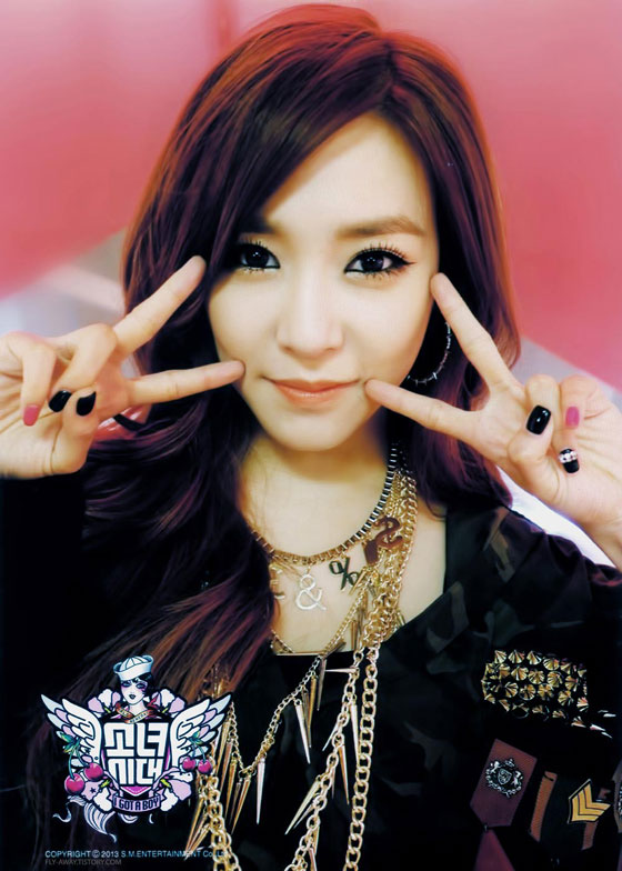 SNSD Tiffany I Got A Boy photo card