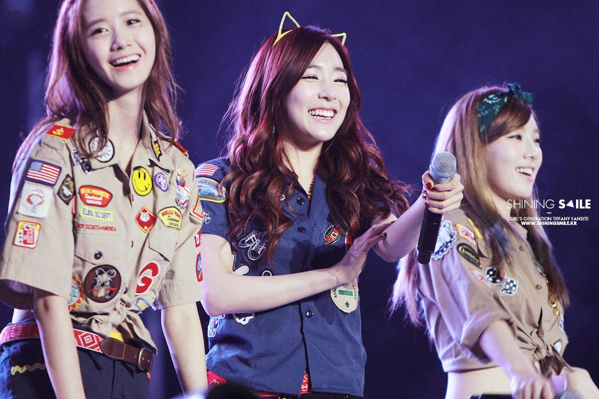 Snsd Tiffany Kpop Fantasy Concert Manila