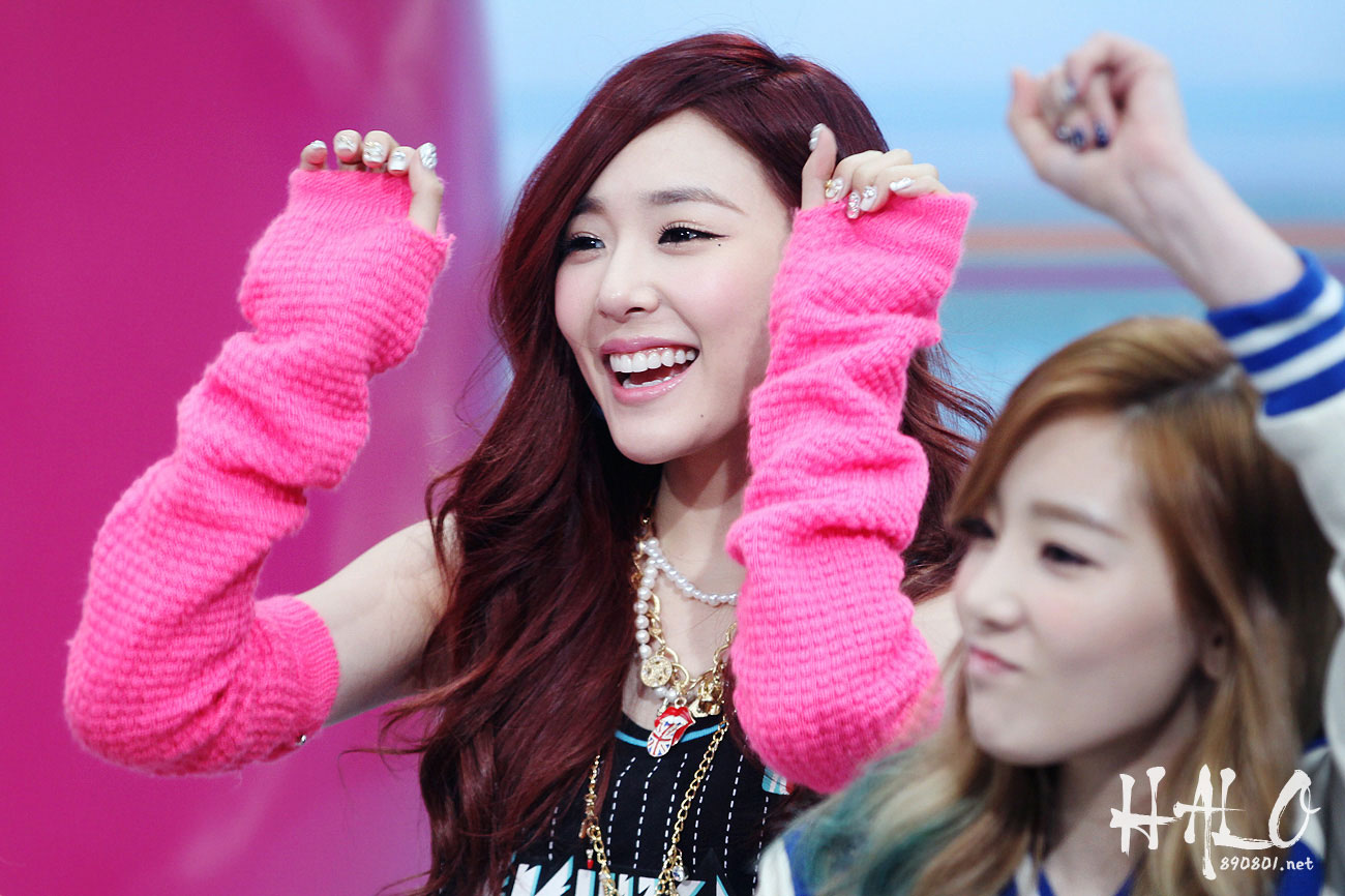 Snsd Tiffany Mnet Wide
