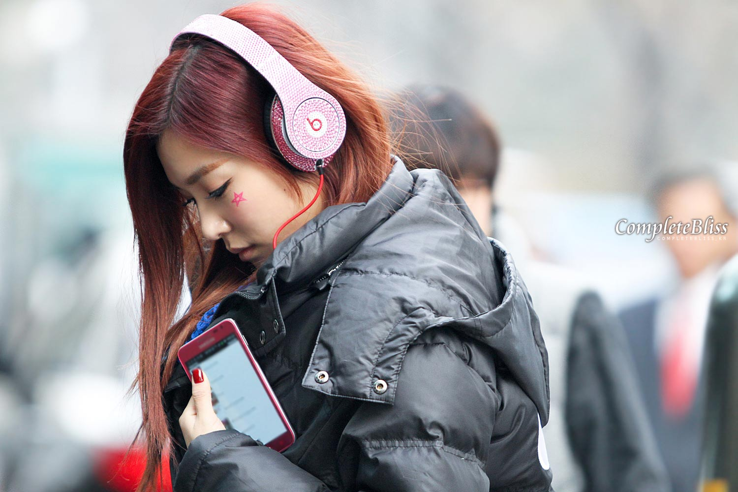 Snsd Tiffany KBS Music Bank 2013