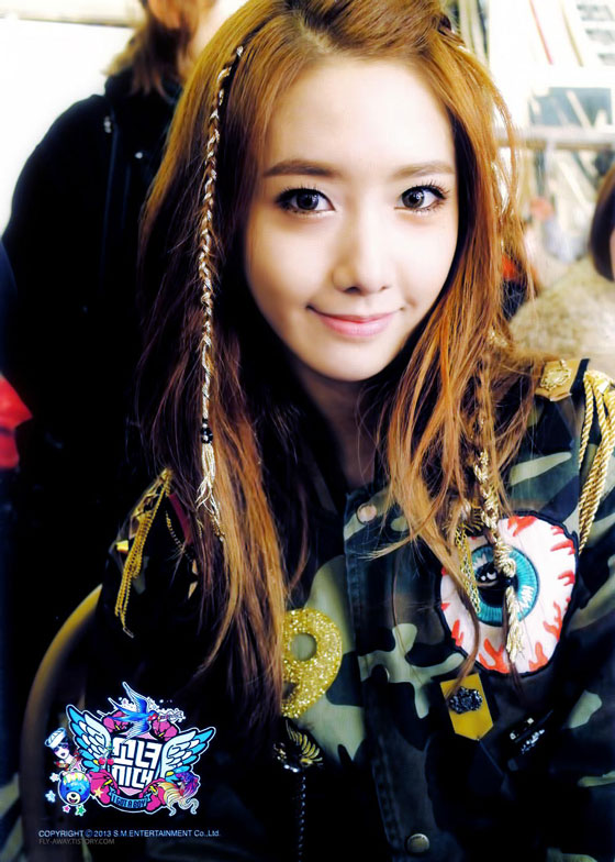 SNSD Yoona I Got A Boy photo card