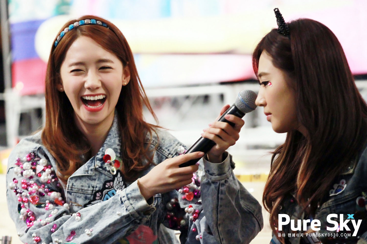 Snsd Yoona IGAB fan signing event