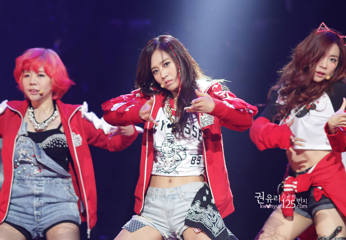 Snsd Yuri Hope Concert 2013