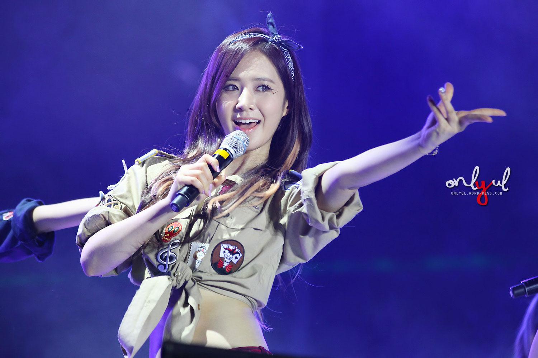 Snsd Yuri Kpop Fantasy Concert Manila