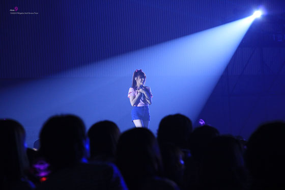 SNSD Tiffany Japan Arena Tour 2013