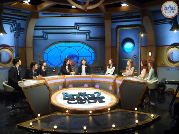 Girls Generation Mnet Beatles Code 2