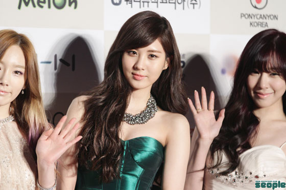 Snsd Seohyun Gaon Chart Kpop Awards 2013