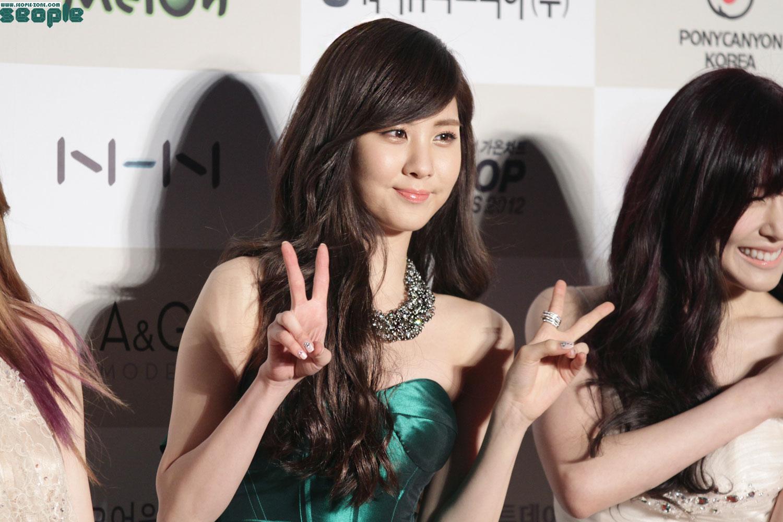 Seohyun @ Gaon Chart Kpop Awards 2013