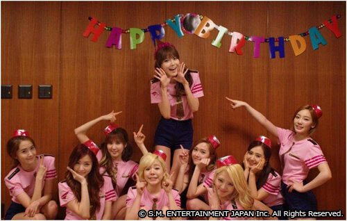 Snsd Sooyoung Birthday Japan