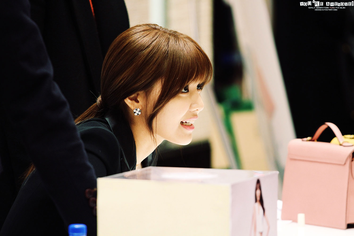 Sooyoung Double-M fan signing