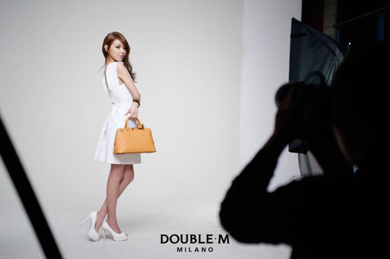 Sooyoung Double-M new look BTS